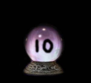10th crystal ball